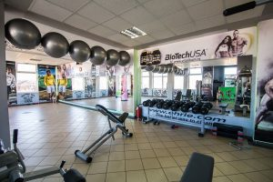 Central Fitness & Gym